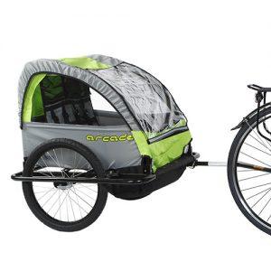 location suiveur cariole vélo fécamp